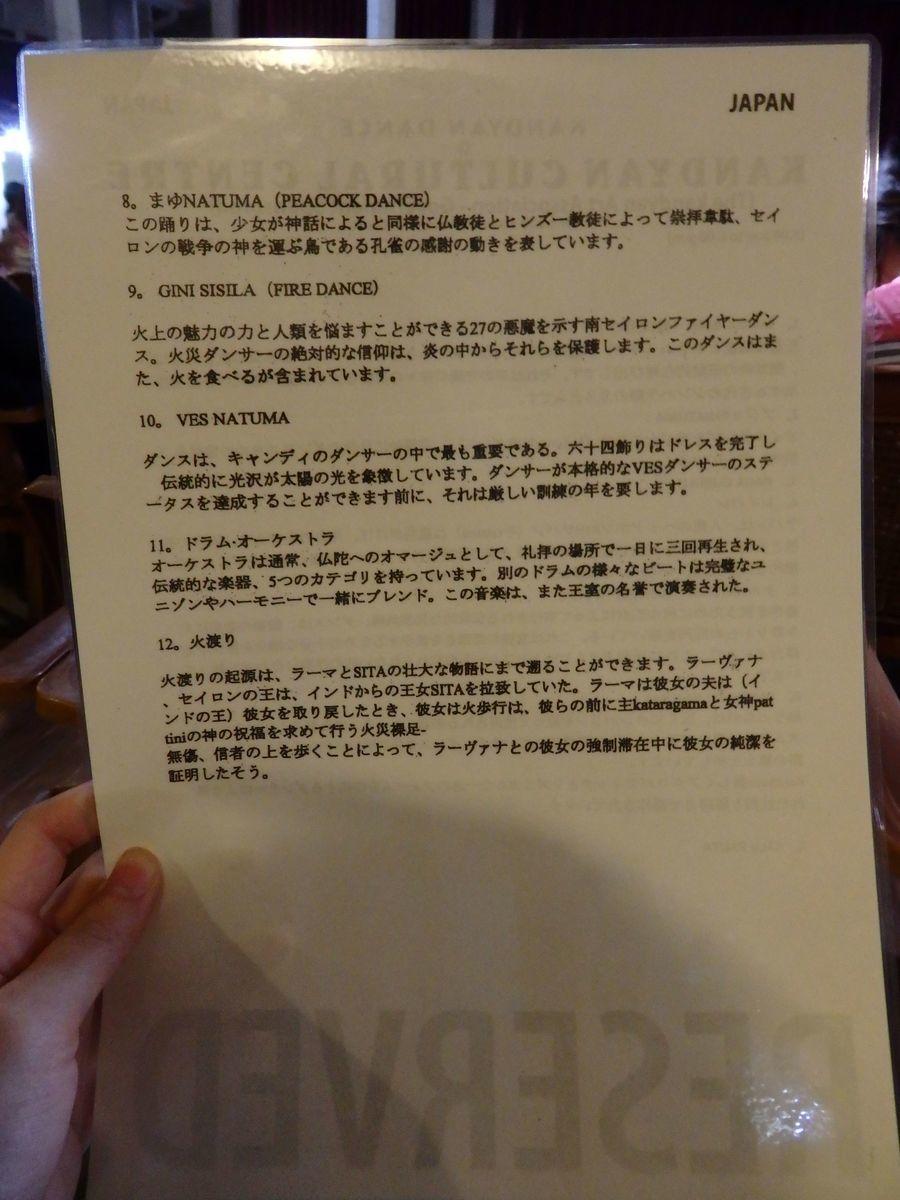 キャンディアンダンスショー 翻訳が壊滅的な日本語解説