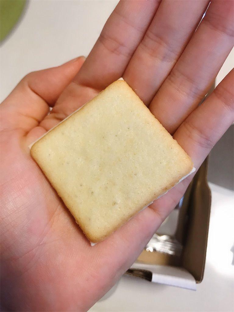 ワインに合う 東京ミルクチーズ工場 蜂蜜&ゴルゴンゾーララングドシャクッキー 食べやすい、手のひらサイズ