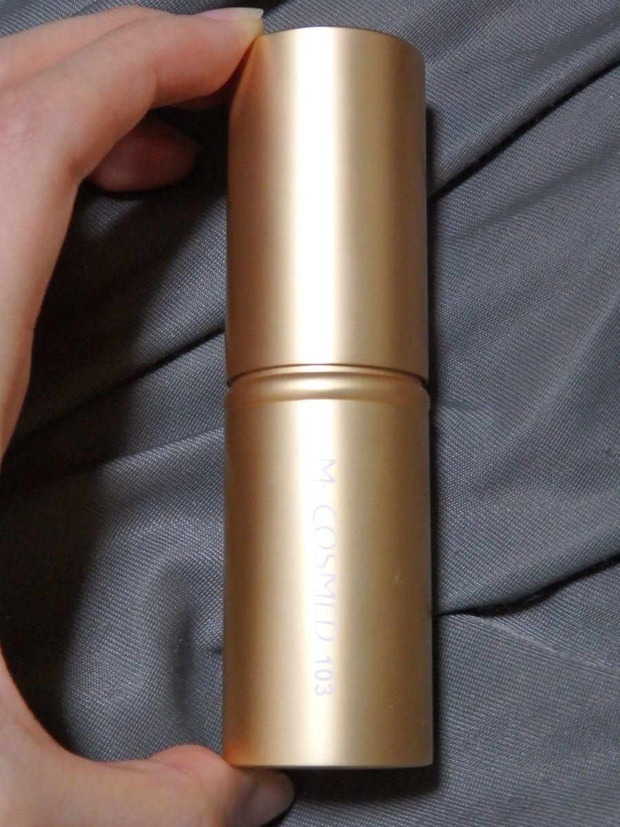 Ms.COSMED メイクブラシ シェーディングブラシ 化粧筆「伸縮修容刷103」伸縮式のアルミケースにコンパクトに収納でき、持ち運びに便利