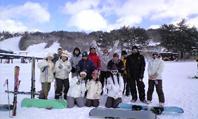 スキースノボ交流会