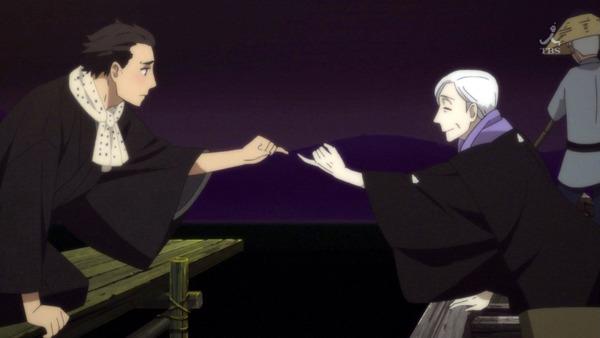 海外の反応「昭和元禄落語心中-助六再び篇-」第11話