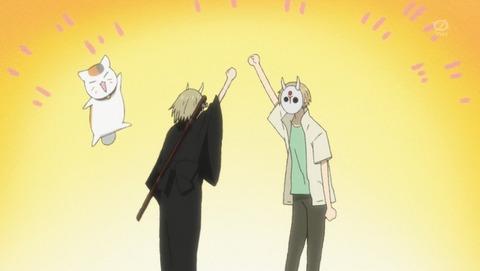 海外の反応「夏目友人帳 陸」第10話
