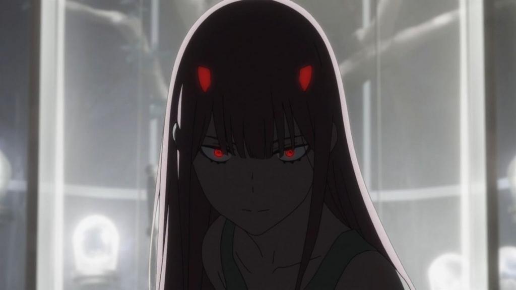 ダーリン・イン・ザ・フランキス 赤目