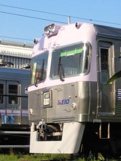 ひとりぼっちの京王井の頭線3000系3719号車