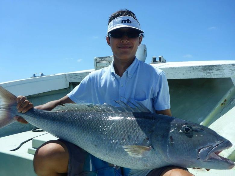 沖縄 釣り 泳がせ