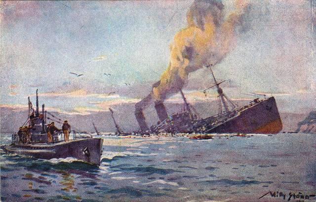 潜水艦の役割 任務内容