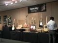 島村楽器オリジナルエレキギター「ヒストリー」コーナー