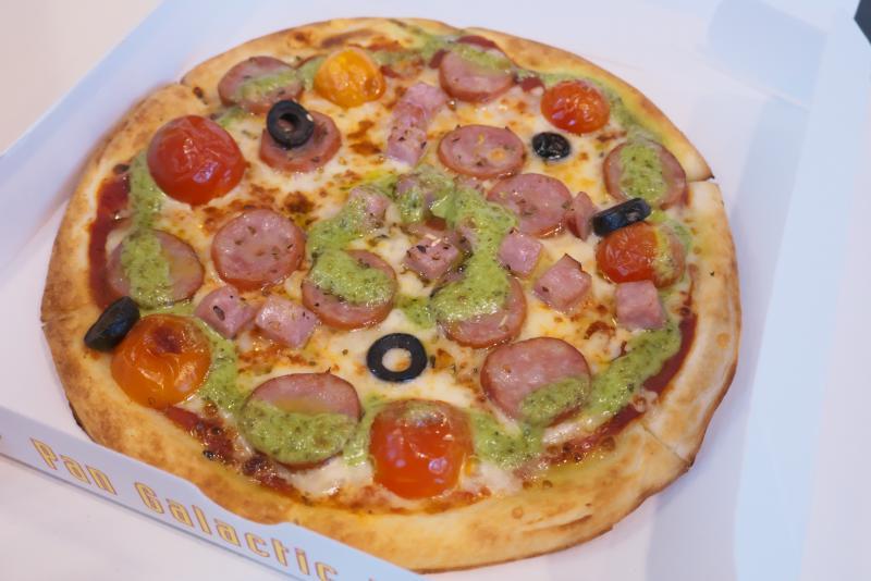 ディズニーランド ダブルソーセージピザ