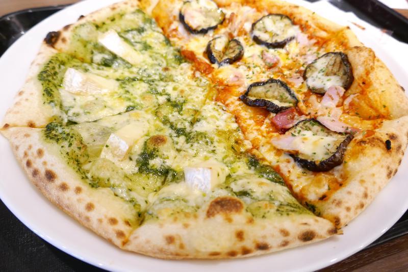 ミスタードーナツ ナポリの窯 ピザ