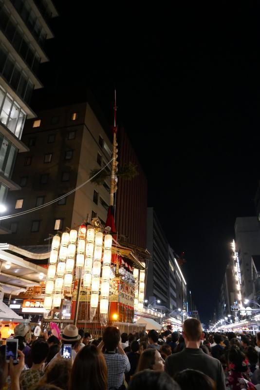 祇園祭 宵々山 長刀鉾