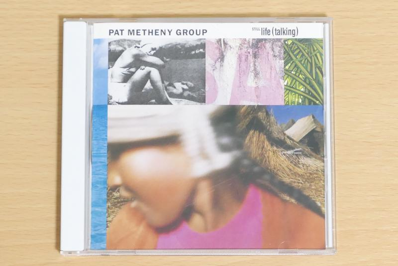 Pat Metheny Still Life(Talking)