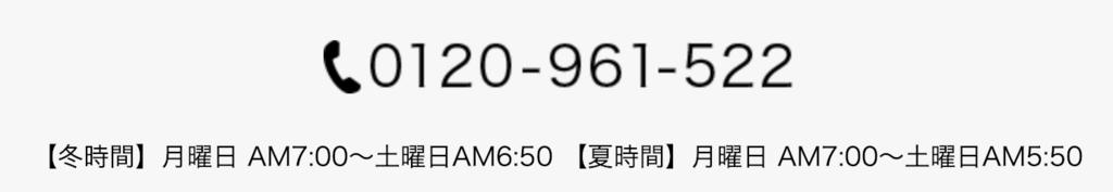 DMMFXの電話サポート