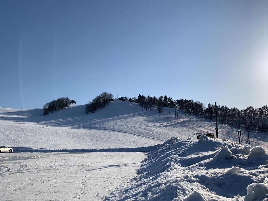 天童高原スキー場の写真