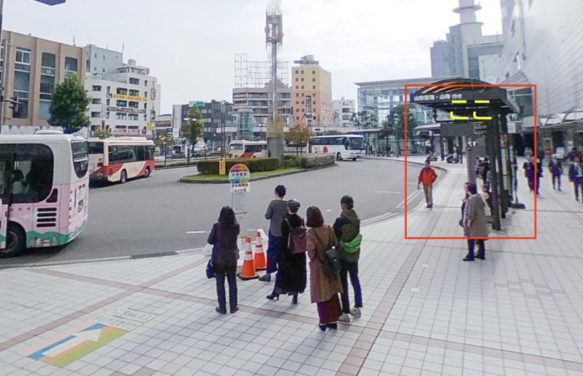 山形駅前2番