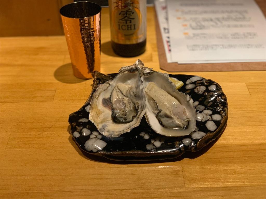 豊前海の一粒牡蠣