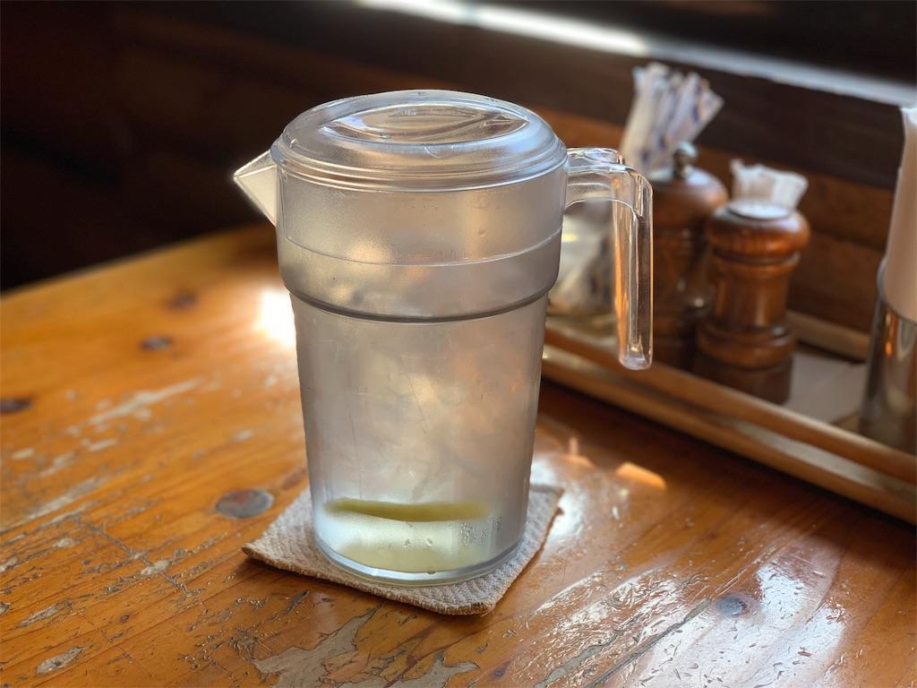 おれごんのレモン水