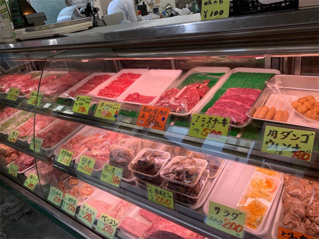 肉の伊藤の店内の写真