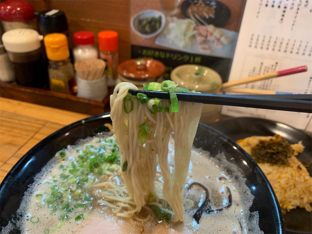 博多一成一代の麺