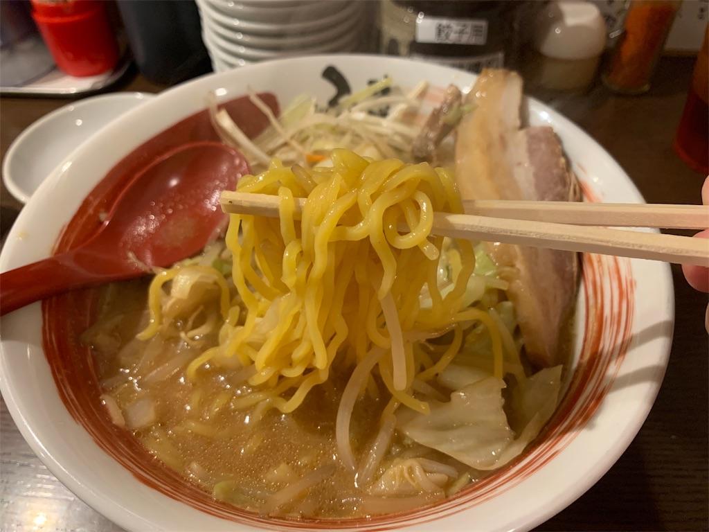 ふくべえの麺