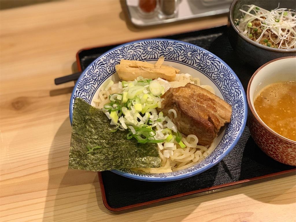 久楽の角煮つけ麺