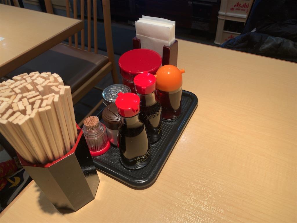 長崎亭のテーブル席