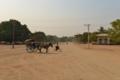「のんびりした風景」  ミャンマー