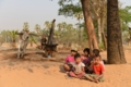 のんびりした風景」  ミャンマー
