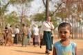 「素直な子供」  ミャンマー
