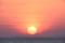 陽が落ちる (瀬戸内)