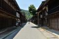 中仙道 宿場(妻籠)