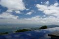 絶景 : びわ湖テラス
