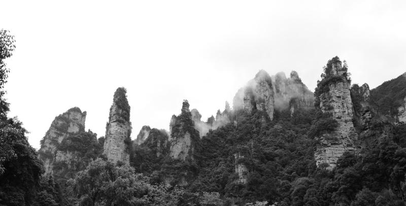 絶景 : 武陵源