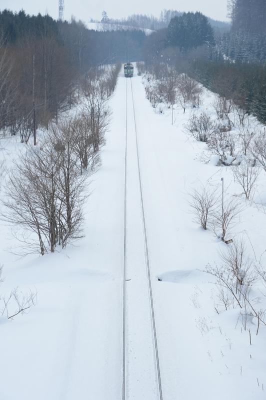 ローカル線 : 北海道美瑛