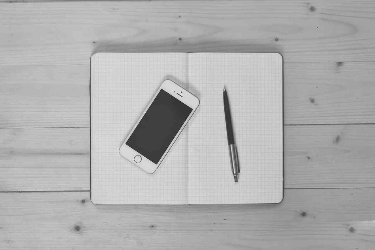 スマホだけでブログを書くのは収益化には向いてない
