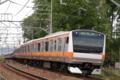 豊田-八王子_1559T_E233系快速_トタT35編成