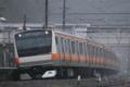 上野原駅_851M_E233系普通_トタT42編成