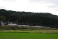 釜戸-瑞浪_383系L特急ワイドビューしなの12号