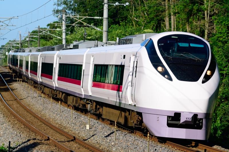 高浜-神立_E657系特急フレッシュひたち48号_カツK12編成