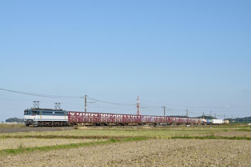 滑河-下総神崎_1094レ_EF65PF-2088号機(新鶴見)+コキ15B