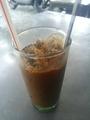 Hồng Nguyệt Cà phê sữa đá