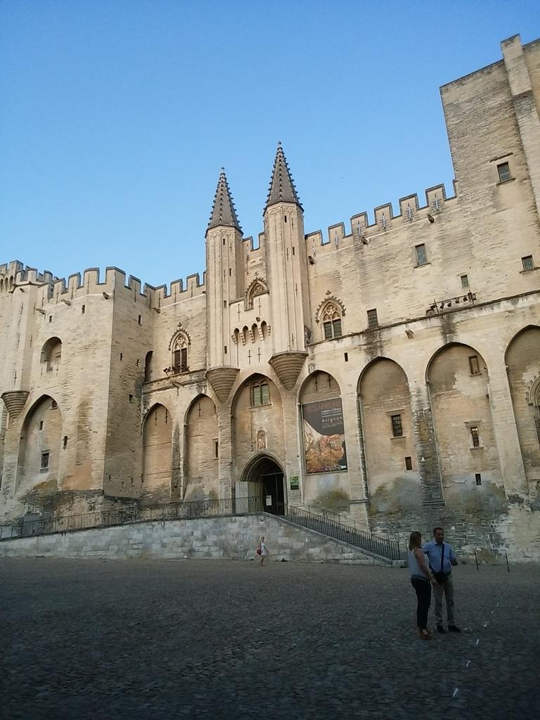 アヴィニョン教皇庁(Palais des papes d'Avignon)