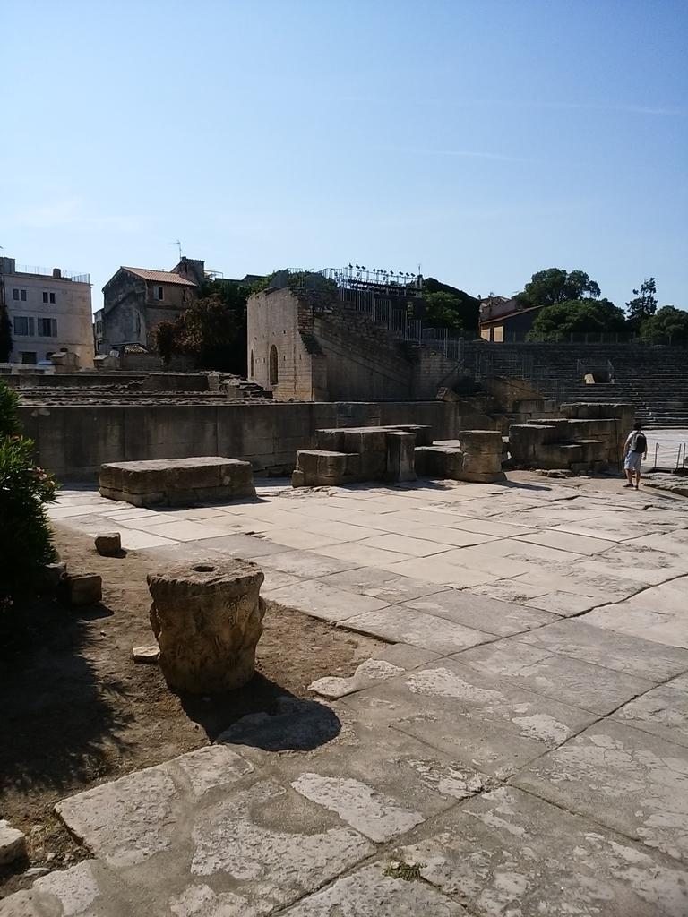 古代劇場跡