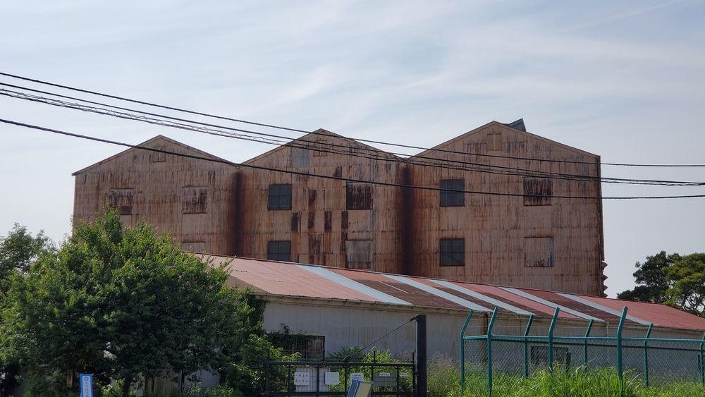 長浦倉庫群・5号倉庫