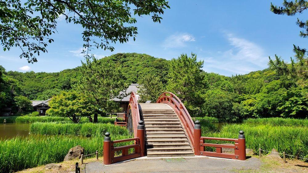 称名寺庭園