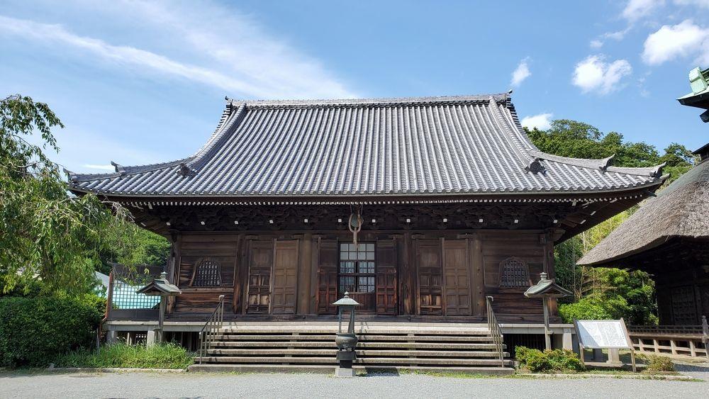 称名寺金堂