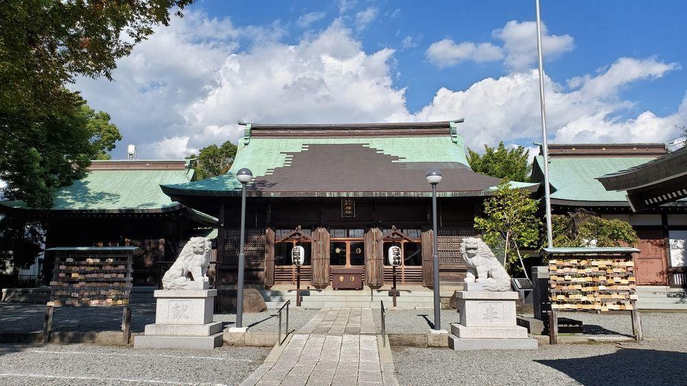 沼津浅間神社・丸子神社
