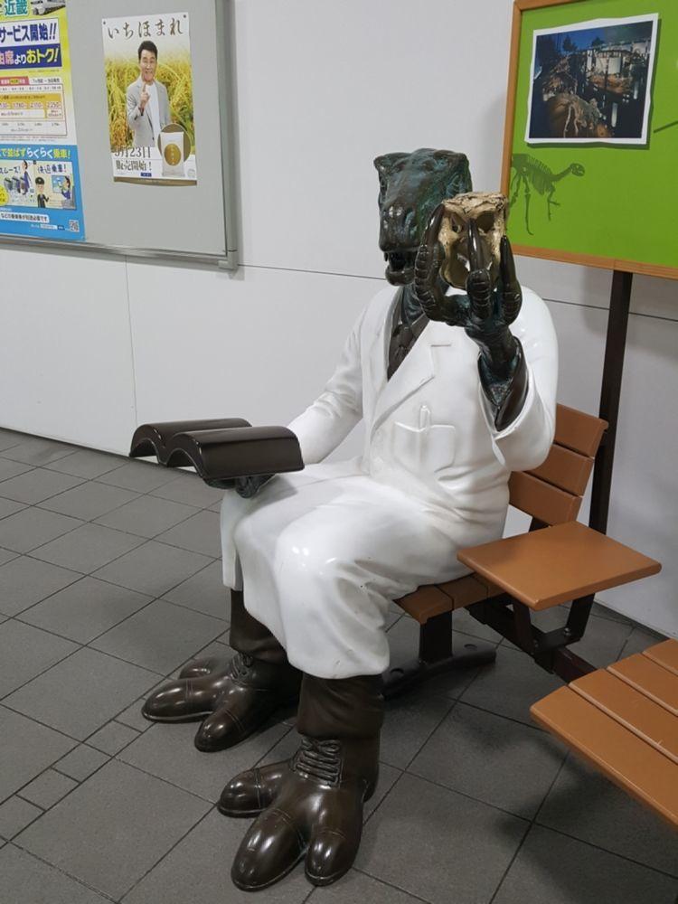 JR福井駅・駅構内