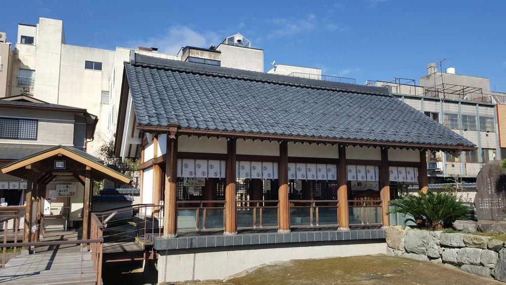 柴田神社・拝殿