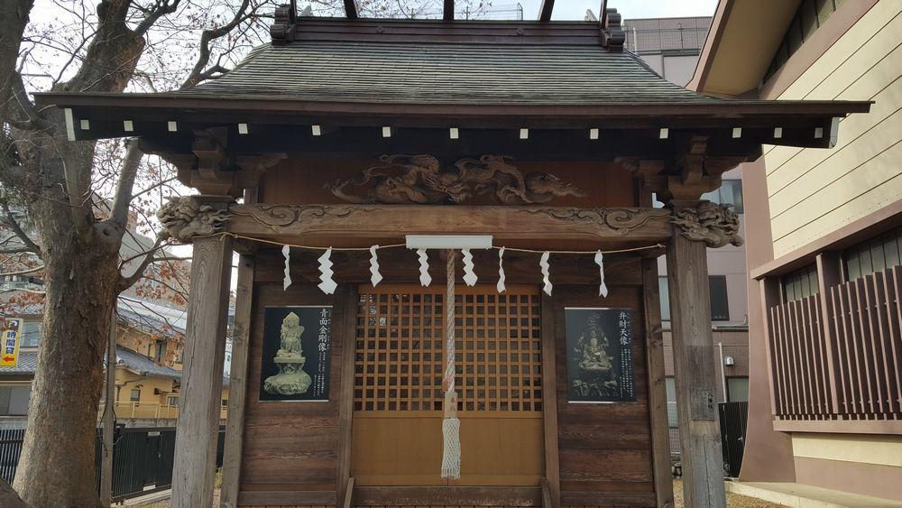 日野八坂神社 境内社