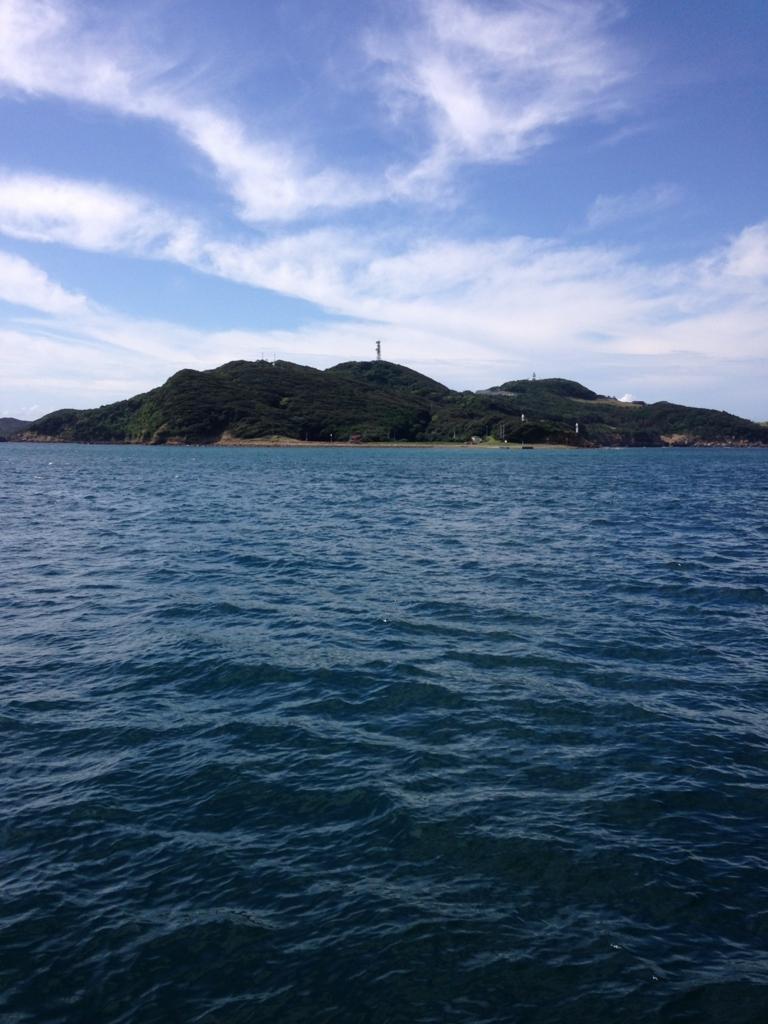 壱岐旅行辰の島